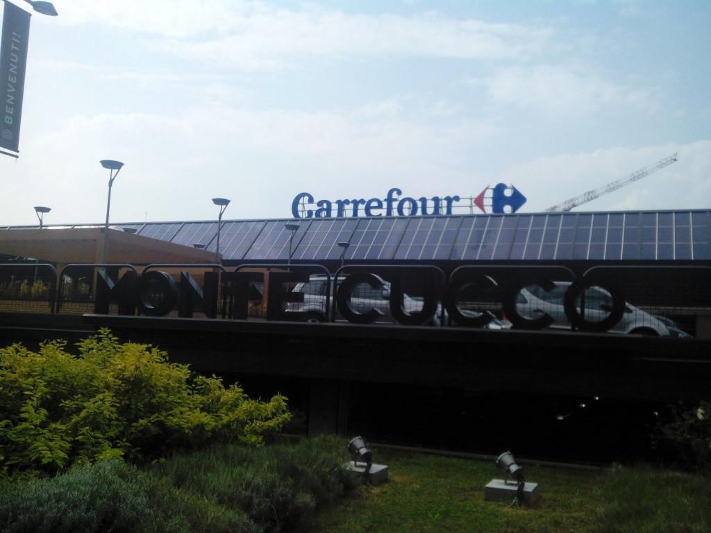 Centro Commerciale Corso Montecucco a Torino