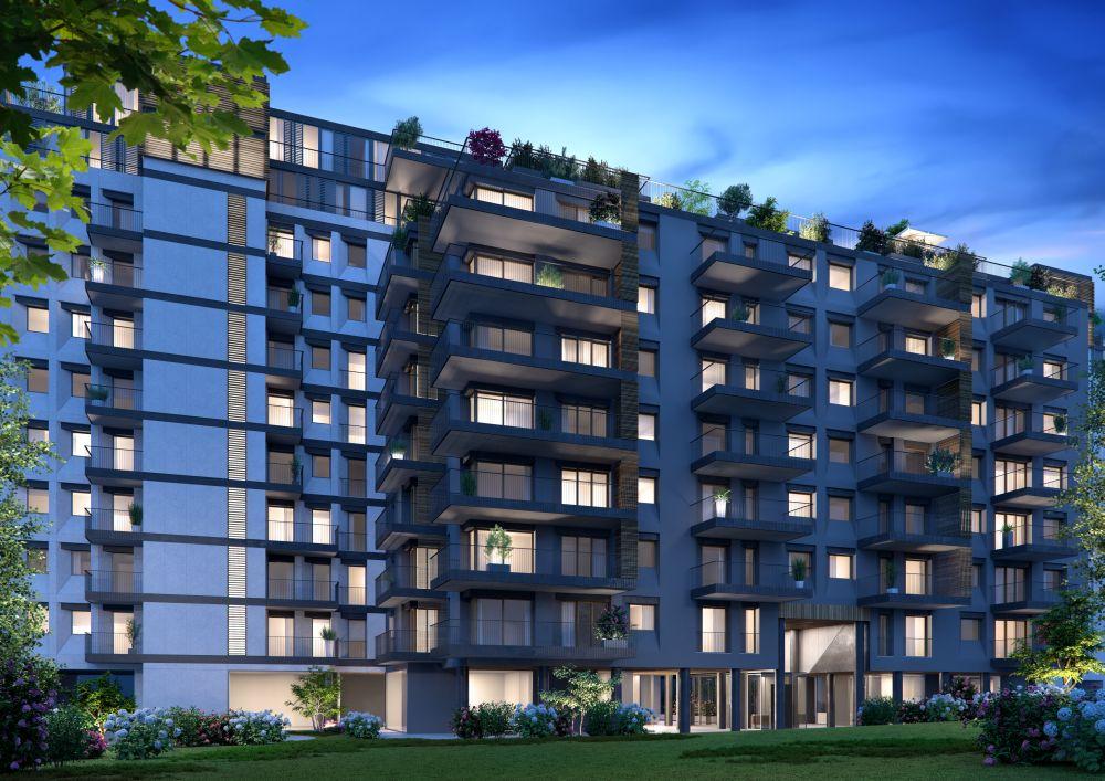 Complesso 'Residenze Dalia' in Milano