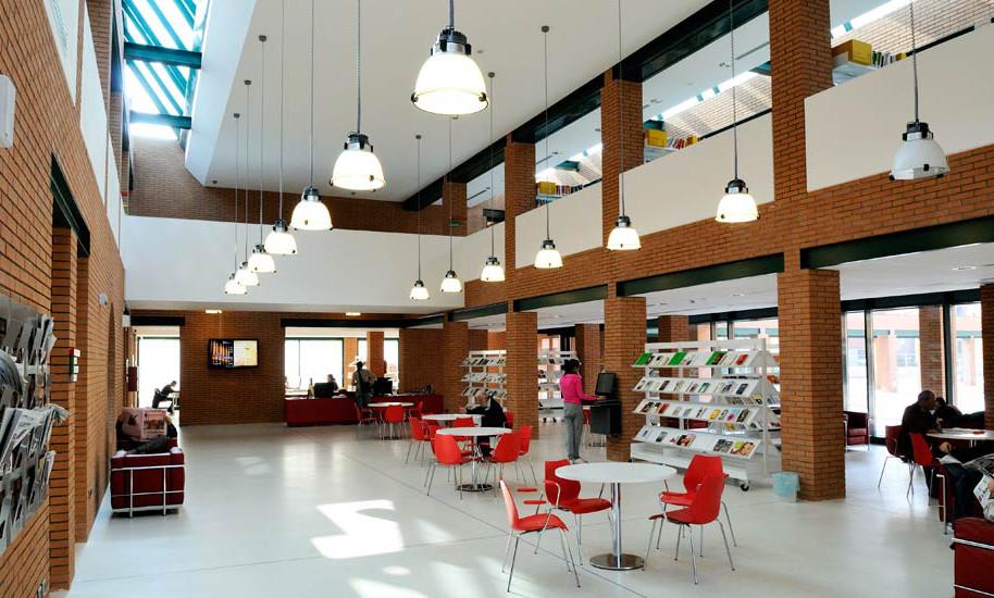 Nuova biblioteca e centro culturale  Comune di Paderno Dugnano (MI)