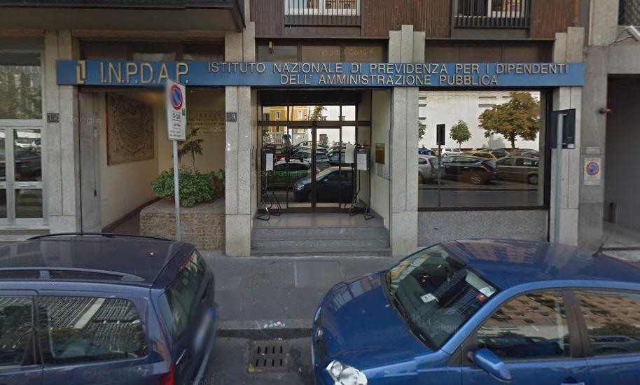Sede INPDAP  Milano