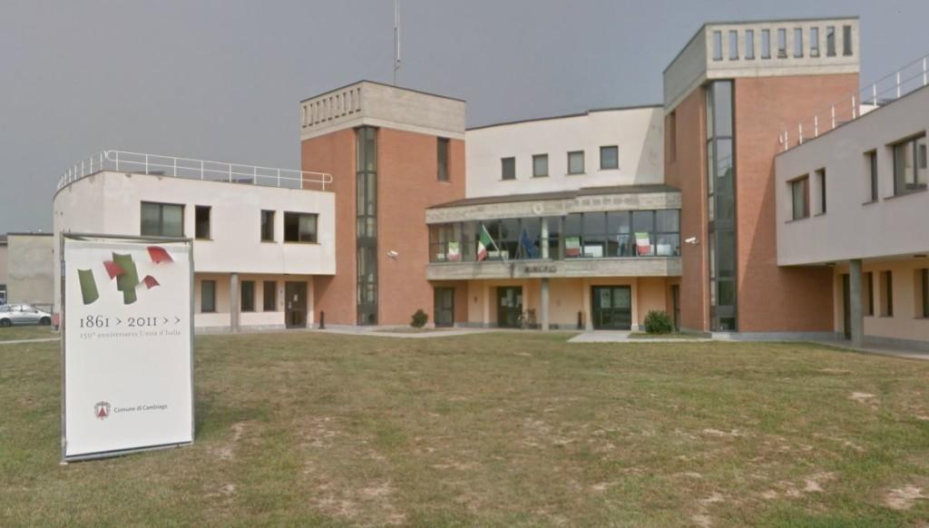 Sede Municipale del Comune di Cambiago