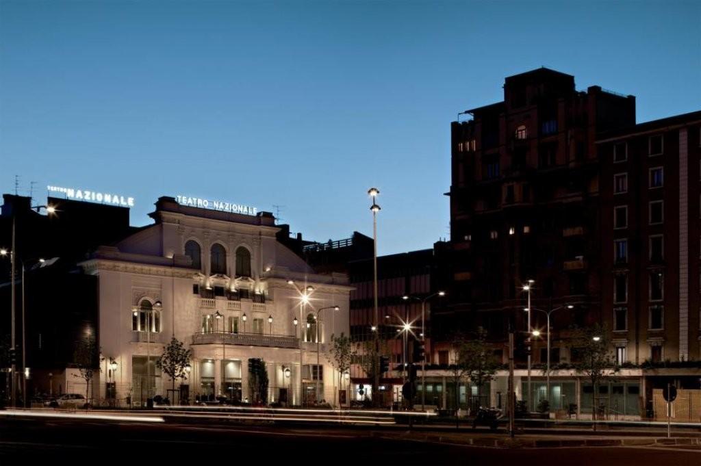 Teatro Nazione Milano