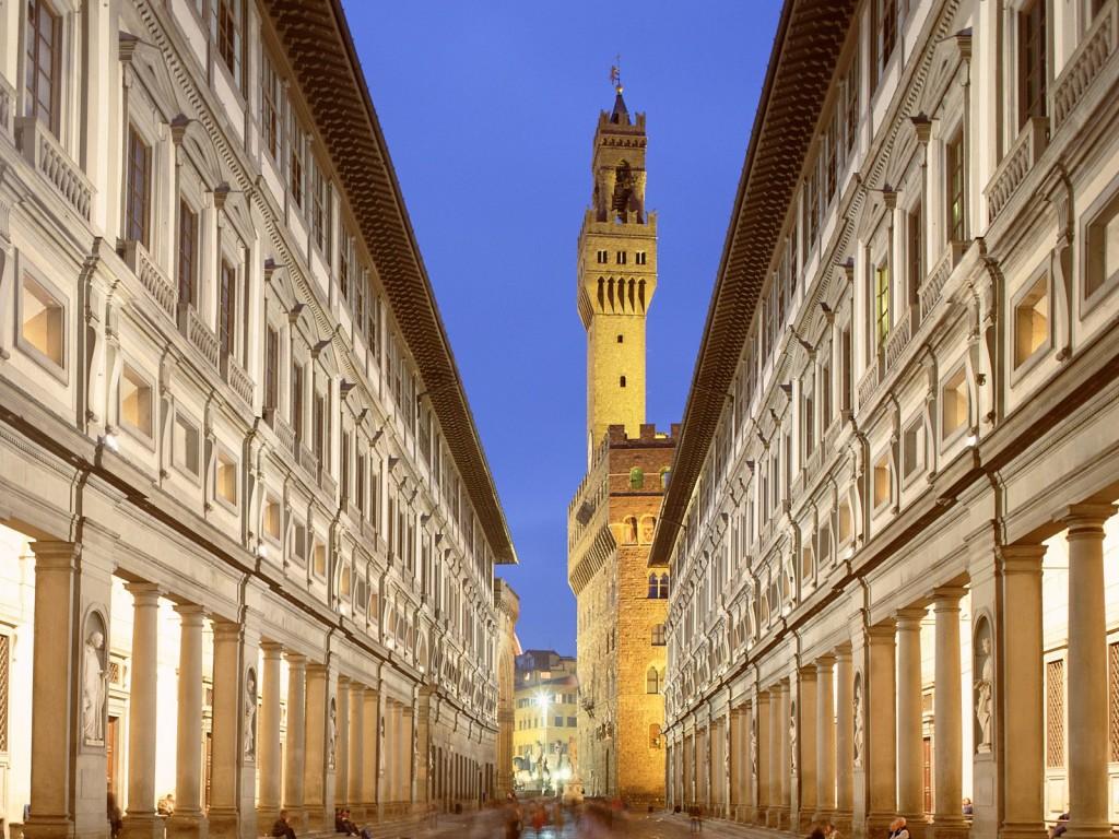 Ristrutturazione Galleria degli Uffizi