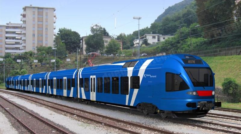Sistema Ferroviario Metropolitano Regionale Occidentale – tratta 14 - Regione Veneto