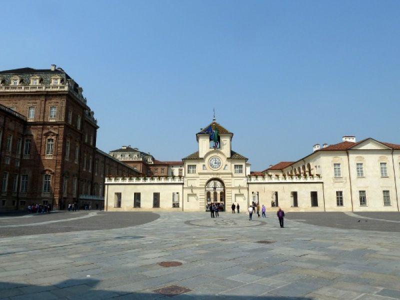 Progetto La Venaria Reale - Torino